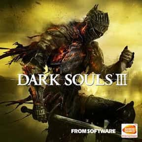 Dark Souls III is listed (or ranked) 17 on the list The Best Fantasy Games Of All Time