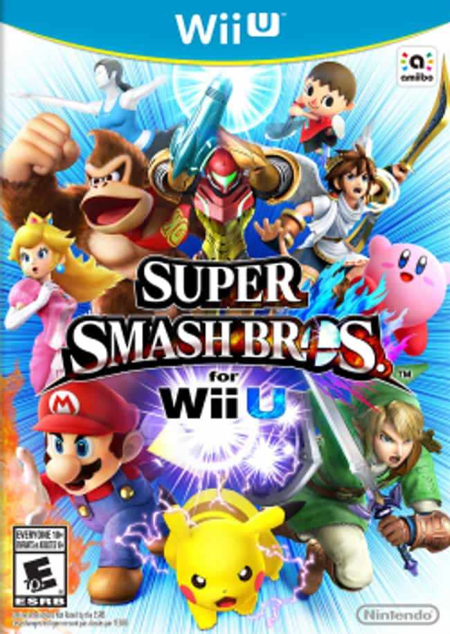 Super Smash Bros. for Wii U is listed (or ranked) 4 on the list All Super Smash Bros. Games, Ranked