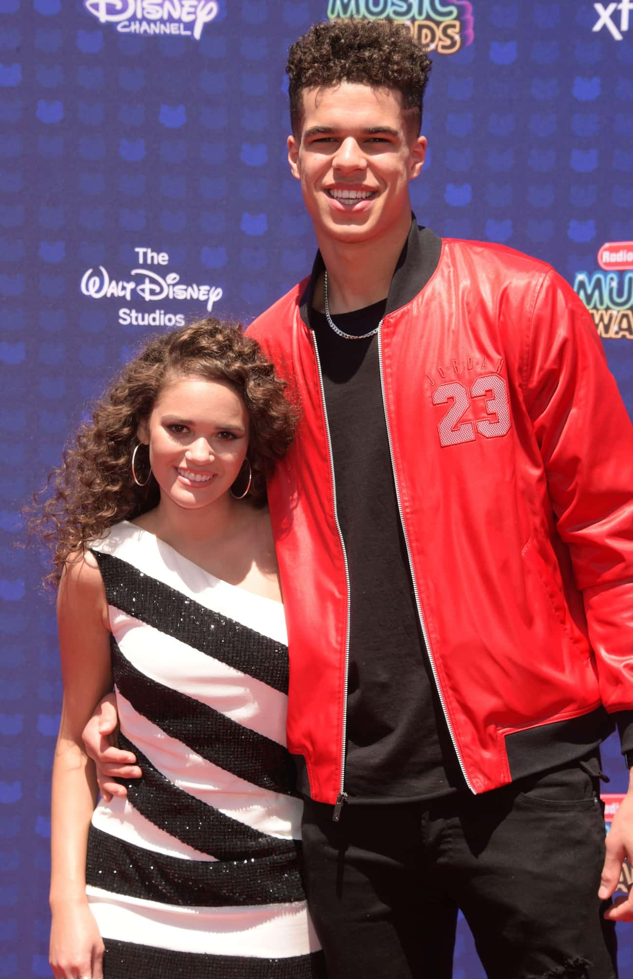 Michael Porter Jr. is listed (or ranked) 1 on the list Madison Pettis Loves and Hookups
