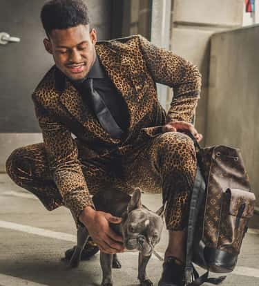 Juju Smith-Schuster Is Ready For A Night Out With The Boys