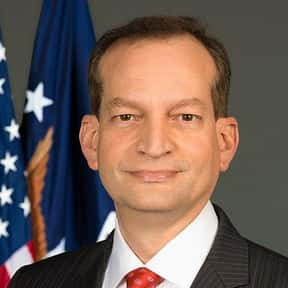 Alexander Acosta is listed (or ranked) 9 on the list The Current Presidential Line of Succession
