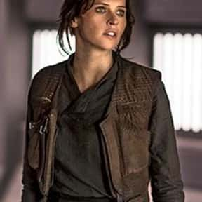 Jyn Erso is listed (or ranked) 15 on the list Which 'Star Wars' Character Is The Best Skateboarder?