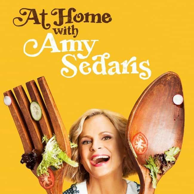 At Home with Amy Sedaris is listed (or ranked) 2 on the list The Best Variety TV Shows In 2019