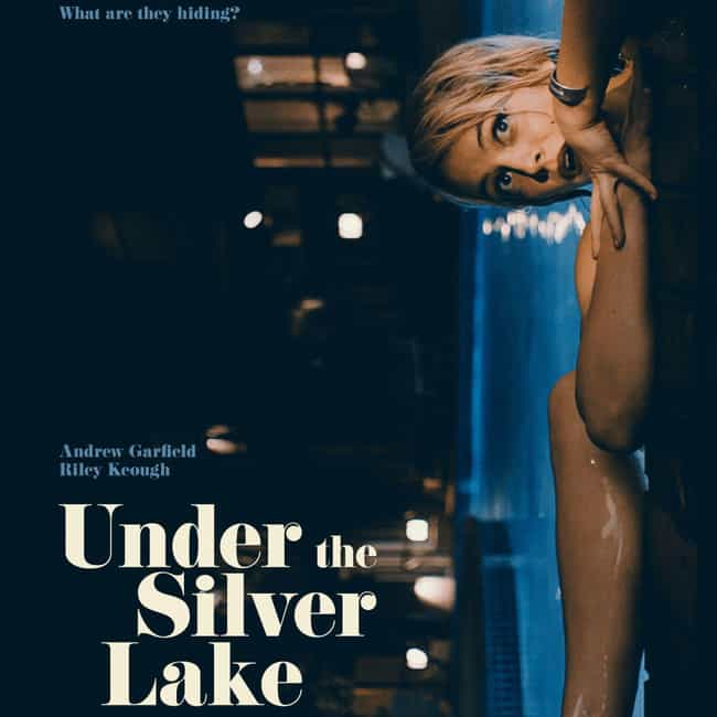 Under the Silver Lake is listed (or ranked) 4 on the list The Biggest Box Office Bombs of 2019, Ranked