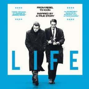 Life is listed (or ranked) 19 on the list The Best Robert Pattinson Movies