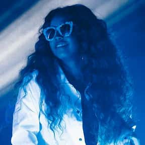 H.E.R. is listed (or ranked) 653 on the list Every Band & Musician Who Has Performed on Saturday Night Live
