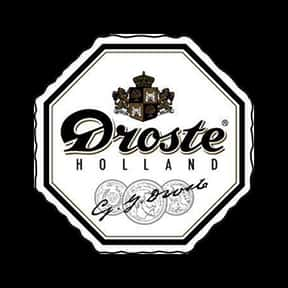 Droste is listed (or ranked) 24 on the list The Best Chocolate Companies
