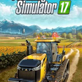 Farming Simulator 17 is listed (or ranked) 2 on the list The Best Xbox One Simulation Games