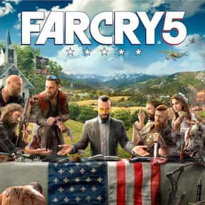 Far Cry 5 is listed (or ranked) 21 on the list The Most Popular Xbox One Games Right Now