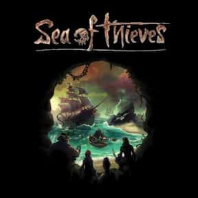 Sea of Thieves is listed (or ranked) 7 on the list The Most Popular Xbox One Games Right Now