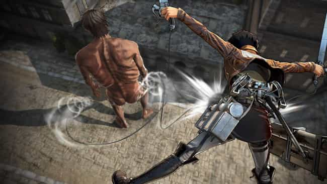 Attack on Titan 2 is listed (or ranked) 2 on the list The 14 Best Anime Games For Nintendo Switch