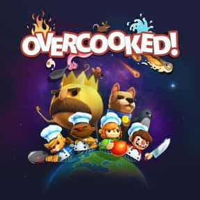 Overcooked is listed (or ranked) 4 on the list The Best Switch Games For Couples