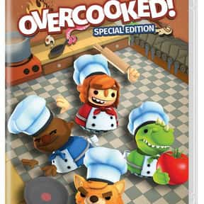 Overcooked is listed (or ranked) 6 on the list The Best PS4 Games For Girls