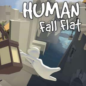 Human: Fall Flat is listed (or ranked) 1 on the list The Best Puzzle Games on Xbox Game Pass