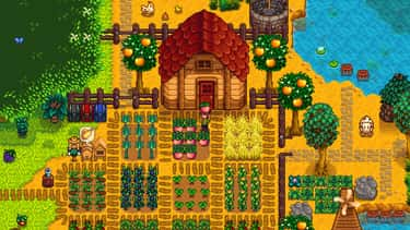 Stardew Valley is listed (or ranked) 1 on the list 14 Games You Need To Play If You Love 'Animal Crossing: New Horizons'