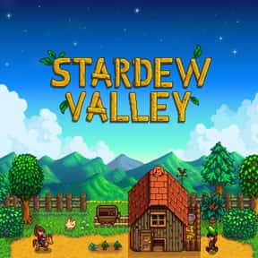 Stardew Valley is listed (or ranked) 20 on the list The Most Popular Nintendo Switch Games Right Now