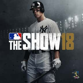 MLB The Show 18 is listed (or ranked) 1 on the list The Best PlayStation 4 Baseball Games