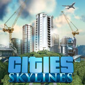 Cities: Skylines is listed (or ranked) 1 on the list The Best Building Games On Steam