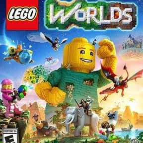 Lego Worlds is listed (or ranked) 21 on the list The Best PS4 Games For Girls