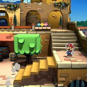 Paper Mario: Color Splash is listed (or ranked) 15 on the list The Most Popular Wii U Games Right Now