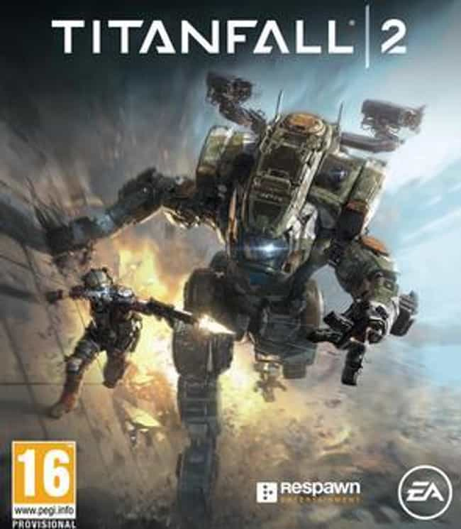 Titanfall 2 is listed (or ranked) 4 on the list 25 Games You Need To Play If You Love 'The Outer Worlds'