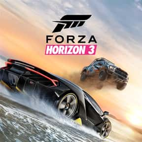 Forza Horizon 3 is listed (or ranked) 10 on the list The Most Popular Xbox One Games Right Now