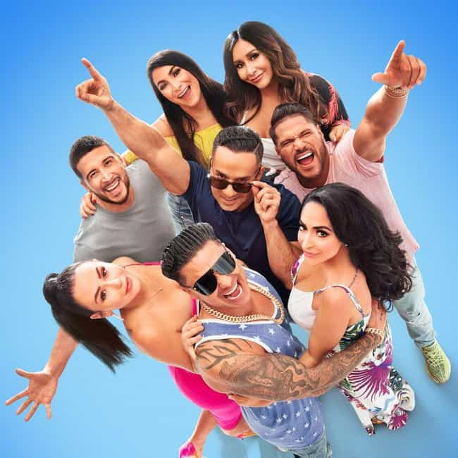 Jersey Shore Family Vaca... is listed (or ranked) 1 on the list What To Watch If You Love 'Keeping Up With The Kardashians'