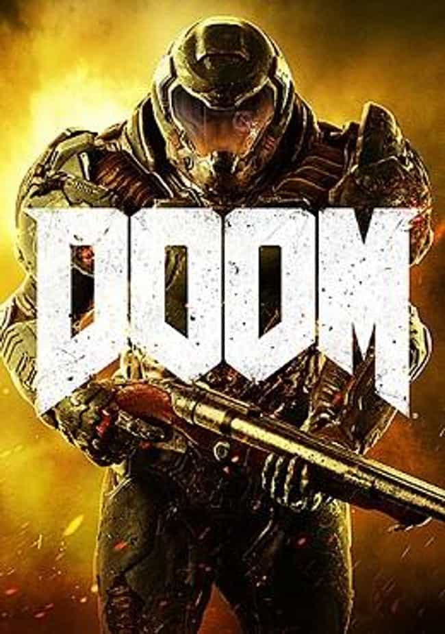 Doom is listed (or ranked) 1 on the list The Best Doom Games