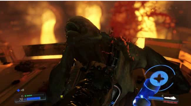 Doom is listed (or ranked) 1 on the list Video Games That Subtly Trick You Into Having Fun