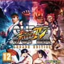 Ultra Street Fighter IV is listed (or ranked) 25 on the list The Most Popular Fighting Video Games Right Now