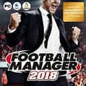 Football Manager 2018 is listed (or ranked) 12 on the list The Most Popular Sports Video Games Right Now