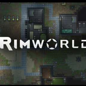 RimWorld is listed (or ranked) 20 on the list The Best Building Games On Steam