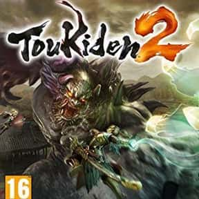 Toukiden 2 is listed (or ranked) 6 on the list The Best Hunting Games On Steam