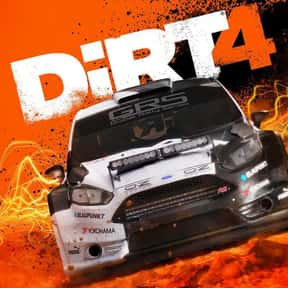 Dirt 4 is listed (or ranked) 2 on the list The Best Racing Games Available On Xbox Game Pass