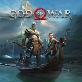 God of War is listed (or ranked) 1 on the list The Best PlayStation 4 Games Released So Far