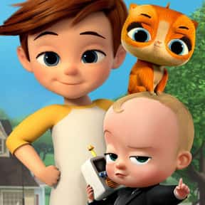 The Boss Baby: Back in Busines is listed (or ranked) 23 on the list The Best Animated TV Shows Of 2018