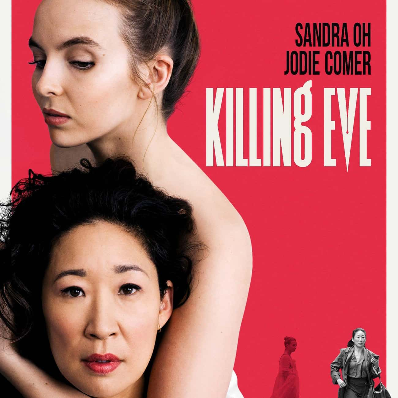 Killing Eve is listed (or ranked) 2 on the list What to Watch If You Love Big Little Lies