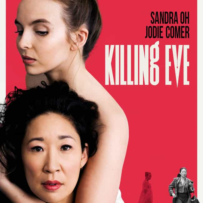 Killing Eve is listed (or ranked) 3 on the list Which Show Will Win Best Drama Series At The 2019 Emmys?