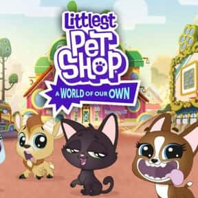 Littlest Pet Shop: A World of  is listed (or ranked) 24 on the list The Best Animated TV Shows Of 2018