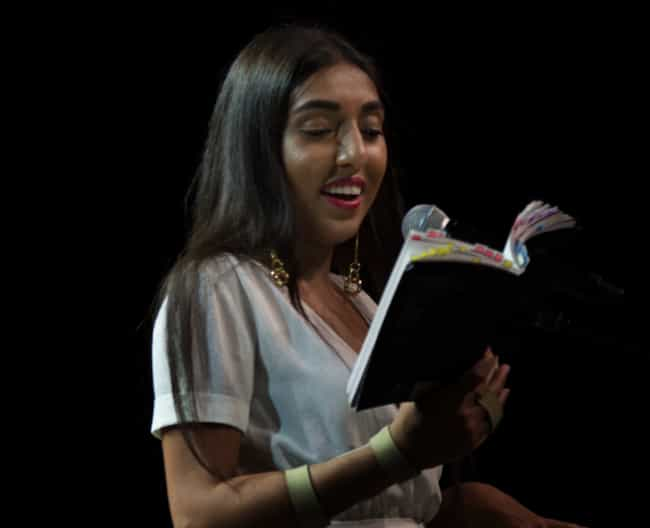 Rupi Kaur is listed (or ranked) 4 on the list Famous People You Didn't Know Were Sikh