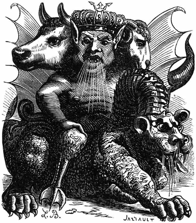 Asmodeus is listed (or ranked) 3 on the list Here's What Demons Are Actually Supposed To Look Like