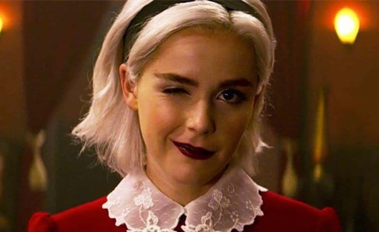Chilling Adventures Of Sabrina is listed (or ranked) 4 on the list The Best Live-Action Comic Book Adaptations Of The Decade Not From Marvel Or DC, Ranked