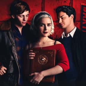 Chilling Adventures of Sabrina is listed (or ranked) 11 on the list The Best New Teen TV Shows of the Last Few Years