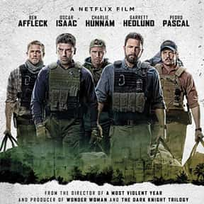 Triple Frontier is listed (or ranked) 20 on the list The Best New Crime Movies of the Last Few Years