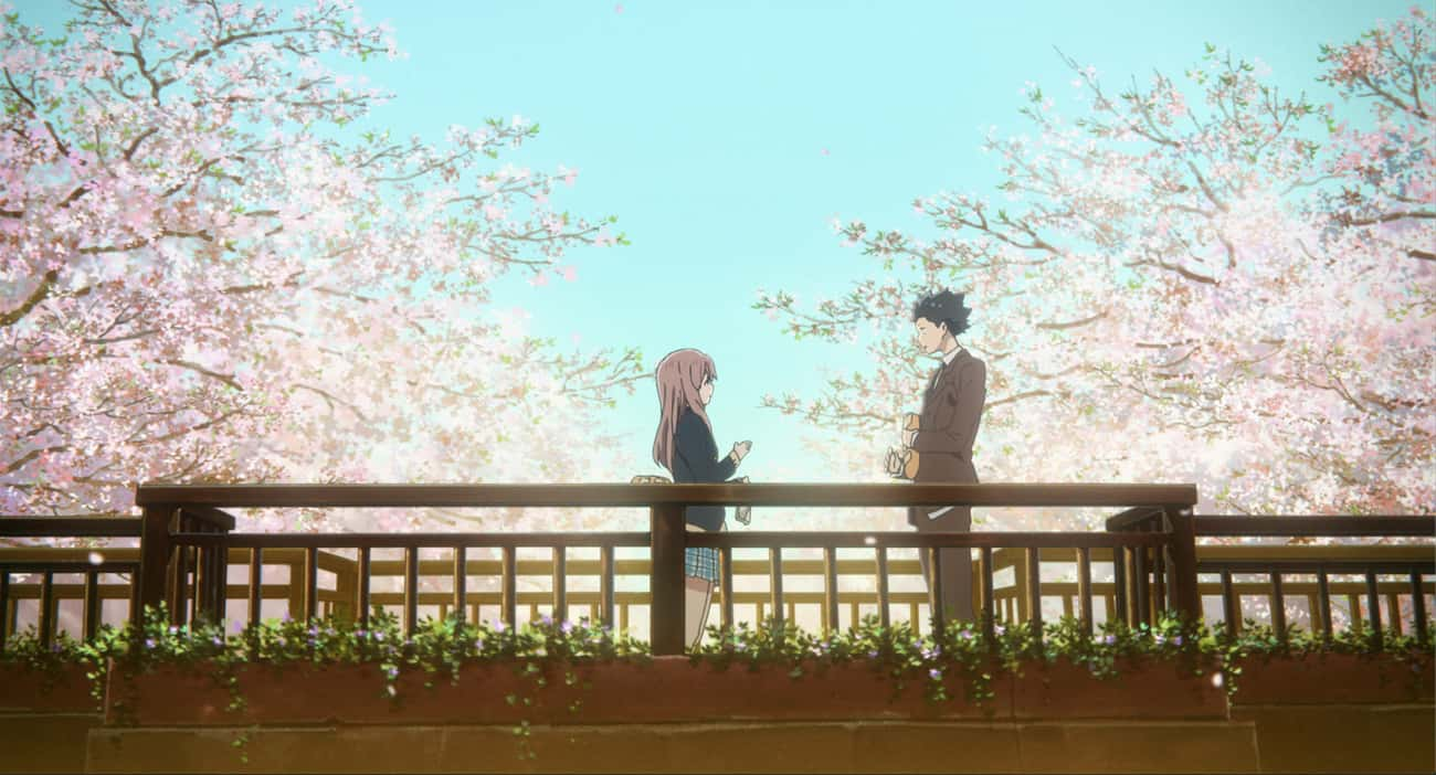 A Silent Voice is listed (or ranked) 1 on the list The Best Anime Like 5 Centimeters Per Second