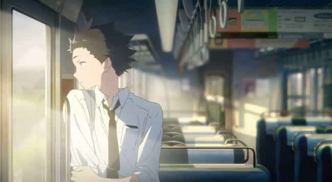A Silent Voice is listed (or ranked) 4 on the list 15 Anime With 'Downer Beginnings' That Start Off Super Sad