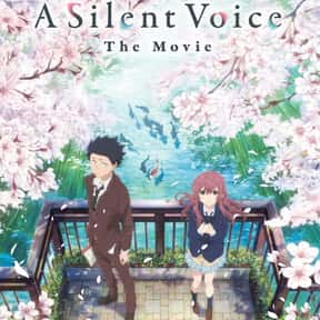 A Silent Voice is listed (or ranked) 1 on the list The Best 2019 Fathom Events