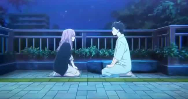 A Silent Voice is listed (or ranked) 3 on the list The 13 Best Anime Like Your Name