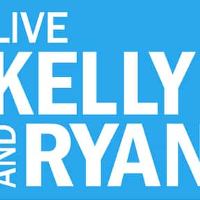 Live with Kelly and Ryan is listed (or ranked) 11 on the list The Best Current Daytime TV Shows
