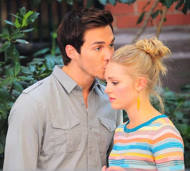 Chris Wood is listed (or ranked) 3 on the list AnnaSophia Robb Loves and Hookups
